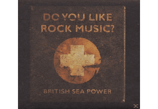 British Sea Power - Do You Like Rock Music? - (CD)