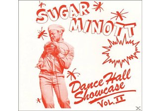 Sugar Minott - Dance Hall Showcase Vol. II - (CD)