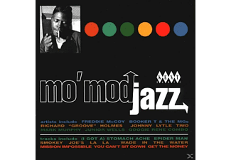 VARIOUS - Mo' Mod Jazz - (CD)