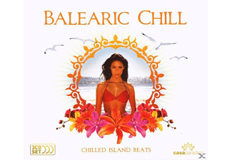 VARIOUS - Balearic Chill [CD]