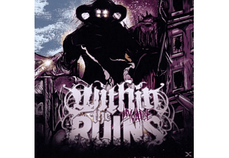 Within The Ruins - Invade - (CD)