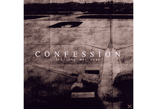 The Confession - The Long Way Home - (CD)