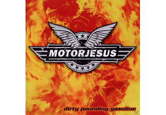 Motorjesus - DIRTY POUNDING GASOLINE [CD]