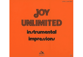 Joy Unlimited - Instrumental Impressions [CD]