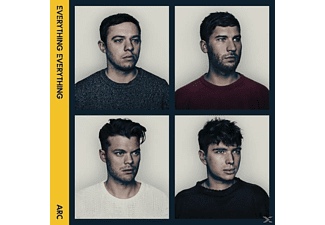 Everything Everything - Arc - (CD)