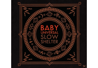 Baby Universal - Slow Shelter - (CD)