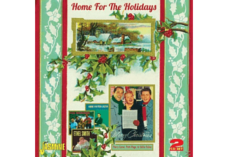 VARIOUS - Home For The Holidays [CD]