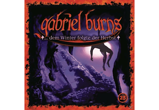 Burns Gabriel - 25/...Dem Winter Folgte Der Herbst (Remastered Edi - (CD)
