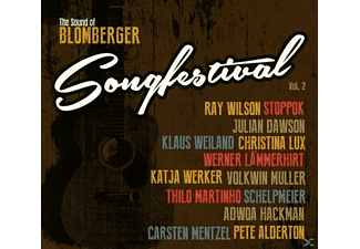 VARIOUS - The Sound Of Blomberger Soundfestival Vol.2 [CD]