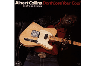 Albert Collins - Don't Lose Your Cool - (CD)