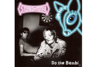 Stereo Total - Do The Bambi [CD]