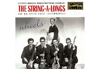 String - Wheels - (CD)