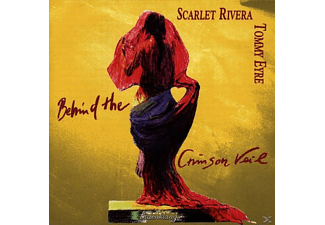 Scarlet/eyre Tommy Rrivera - Behind The Crimson Veil - (CD)