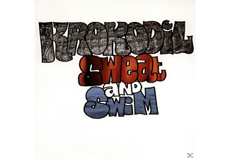 Krokodil - Sweat And Swim - (CD)