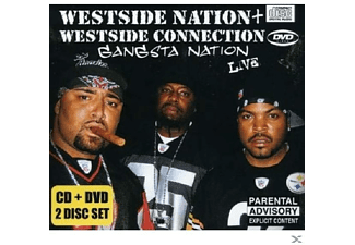 VARIOUS - Westside Nation - (CD)