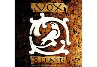 Vox - X-Chants - (CD)