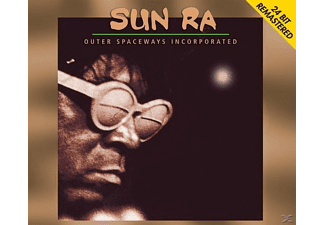 Sun Ra - Outer Spaceways Inc.-24bit Remastered [CD]