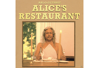 Arlo Guthrie - Alice's Restaurant (The Massacree Revisited) - (CD)
