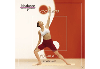 Katie Hope - Yogalates - (CD)