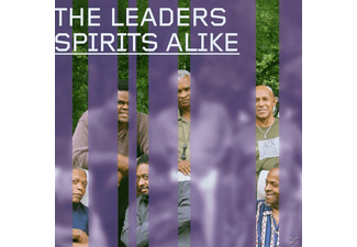 The Leaders - Spirits Alike - (CD)