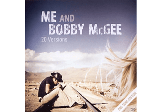 Joplin,Janis/Baez,Joan/+ - Me And Bobby Mcgee.One Song Edition [CD]