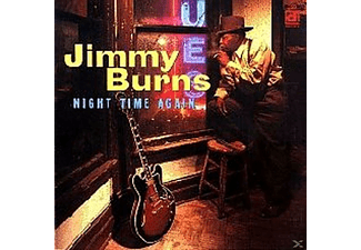 Jimmy Burns - Night Time Again - (CD)