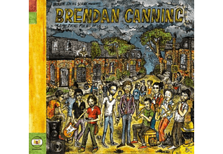 Broken Social Scenen, Brendan Canning - Something For All Of Us - (CD)