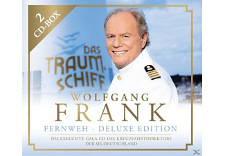 Wolfgang Frank - Fernweh-Deluxe-Edition - (CD)