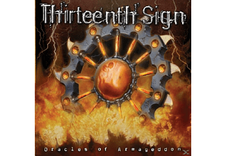 Thirteenth Sign - Oracles Of Armageddon - (CD)
