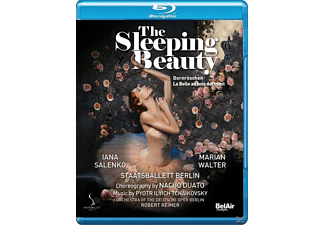 The Sleeping Beauty - (Blu-ray)