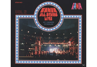 Fania All Stars - Live At Yankee Stadium 02 (Remastered) [CD]