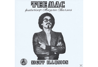 Tee Mac Featuring Marjorie Barnes - Night Illusion (Feat. Marjorie Barnes) - (CD)