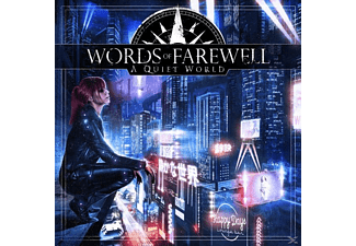 Words Of Farewell - A Quiet World [CD]