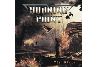 Burning Point - The Blaze - (CD)