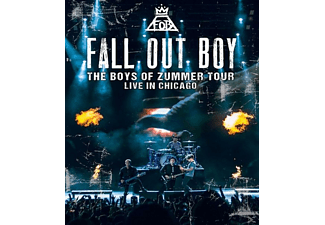 Fall Out Boy - Boys Of Zummer: Live In Chicago - (Blu-ray)
