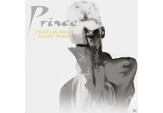 Prince - 3 Nights In Miami-Night Three (Lim.180 Gr.Colo - (Vinyl)