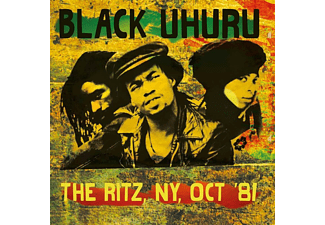 Black Uhuru - The Ritz,Ny,Oct.81 - (CD)