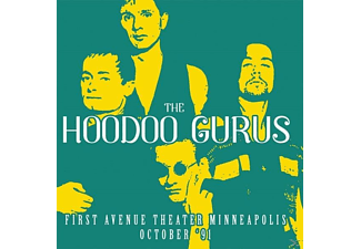 Hoodoo Gurus - First Avenue Theater Minneapolis 91 [CD]
