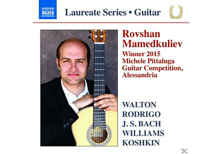 Rovshan Mamedkuliev - Guitar Recital - (CD)
