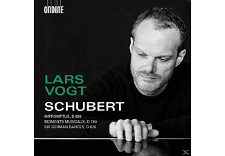 Lars Vogt - Impromptus/Moments Musicaux/6 Deutsche Tänze - (CD)