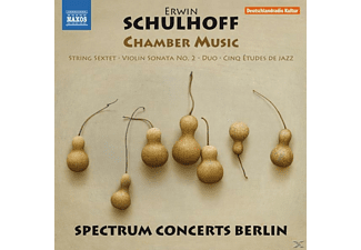 Spectrum Conc.Berlin - Kammermusik - (CD)
