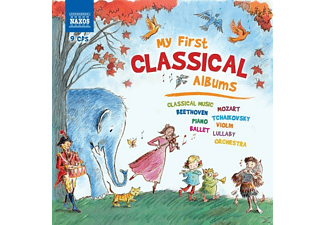 VARIOUS - My first Classical Albums - (CD)