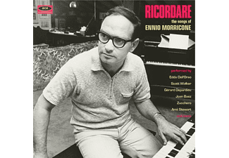 VARIOUS - Ricordare-The Songs Of Ennio Morricone [CD]