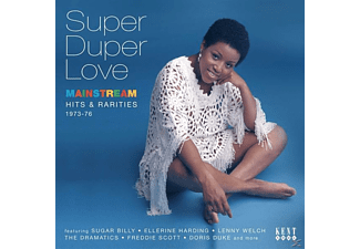 VARIOUS - Super Duper Love-Mainstream Hits & Rarities 1973 - (CD)