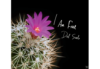 Del Suelo - I Am Free (Ltd.Bookpack) [CD + Buch]