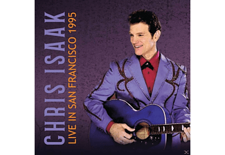 Chris Isaak - Live In San Francisco 1995 [CD]