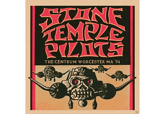 Stone Temple Pilots - The Centrum Worcester Ma 94 [CD]