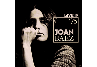 Joan Baez - Live In 75 [CD]