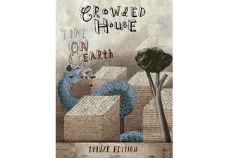 Crowded House - Time On Earth (Ltd.Deluxe 2CD) - (CD)
