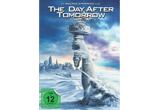 The Day after Tommorrow (+DVD/Mediab./MM excl.) [Blu-ray + DVD]